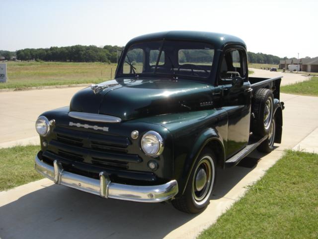 Sold 1950 Dodge B 2 Pickup For Sale